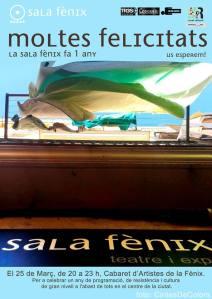 Aniversario Sala Fenix