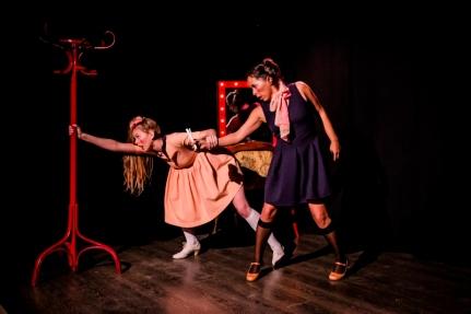 MOBIL - Cabaret Lecoq, Sala Fenix, 2014, Fotos: Genia Badano